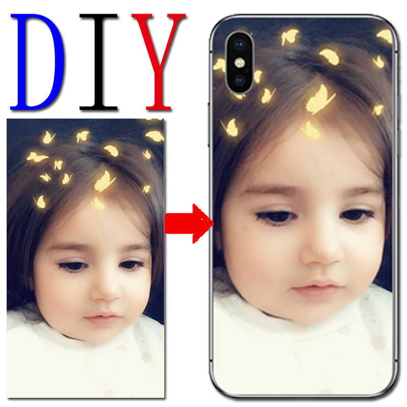 DIY Custom Photo Case for Huawei Y9 2019 Y7 Pro Y6 Y5 Prime 2018 P20 P30 Lite Honor 10 9 Lite 7A Pro 8X 8C 8A P Smart 2019 Cover