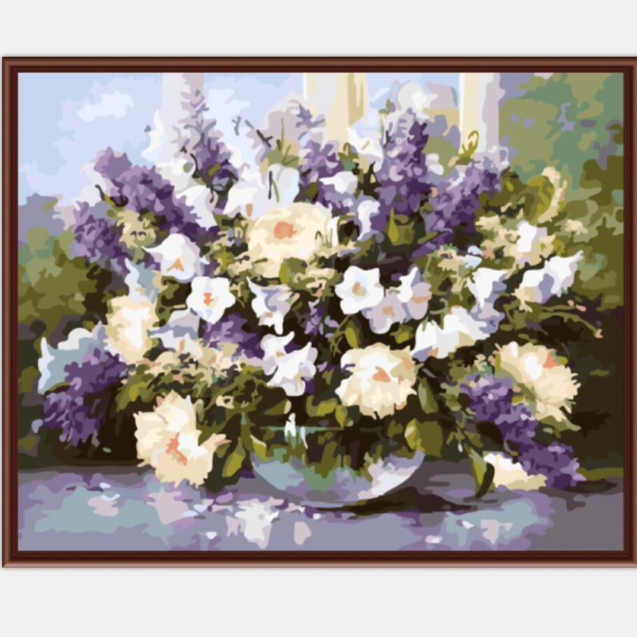 Online kopen wholesale lavendel schilderen uit china lavendel ...