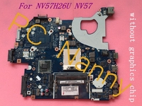 Without Graphics Original MBR9702003 P5WE0 LA 6901P For Acer Aspire 5750 5750G 5755G Laptop Motherboard DDR3