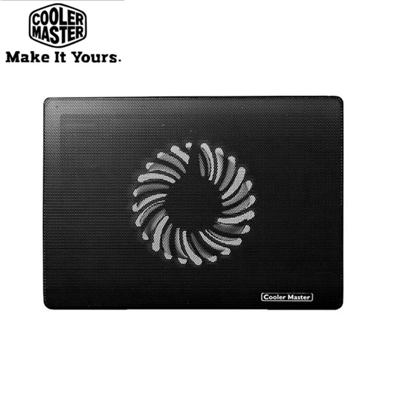 Cooler Master i100 Ultra-Slim Non-slip Laptop Cooling Pad with 140mm Silent Fan For Laptop Cooler Pad Base 9-15.4Cooler Master i100 Ultra-Slim Non-slip Laptop Cooling Pad with 140mm Silent Fan For Laptop Cooler Pad Base 9-15.4