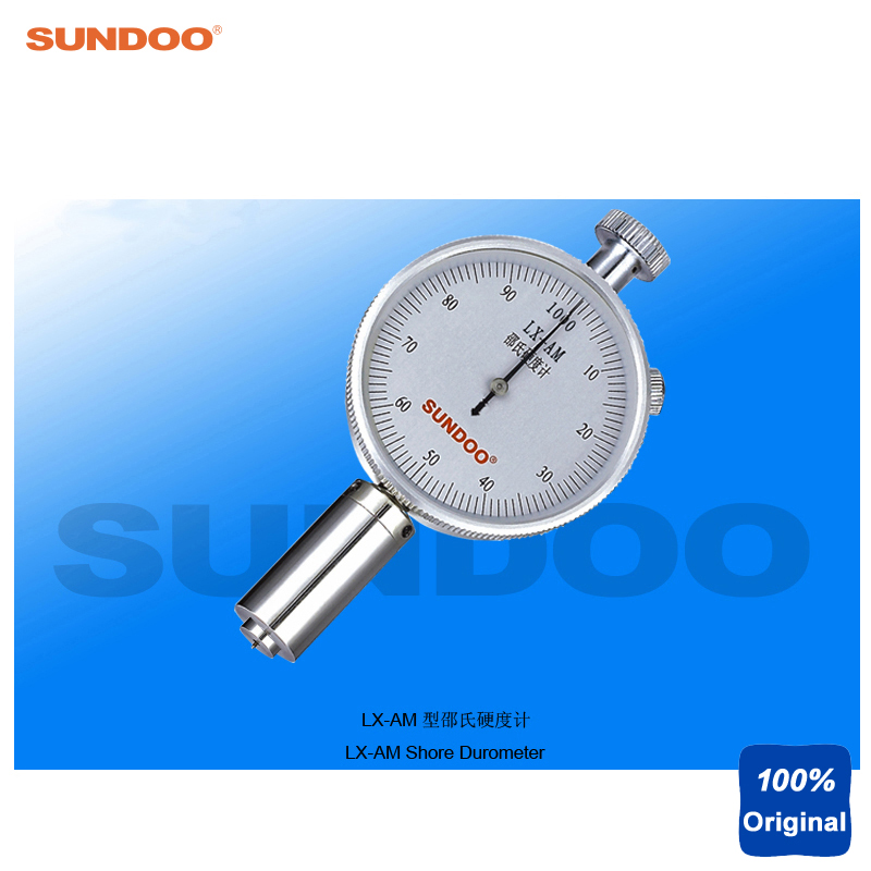 Sundoo LX-AM Analog Pointer Filmy Rubber Plastic Shore Durometer