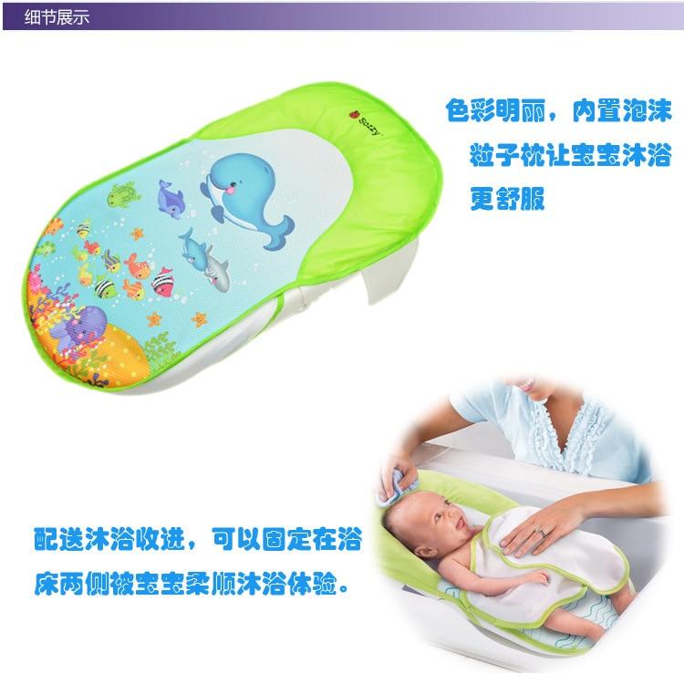 Aliexpress.com : Buy baby bath tub infant foldable shower chair ...