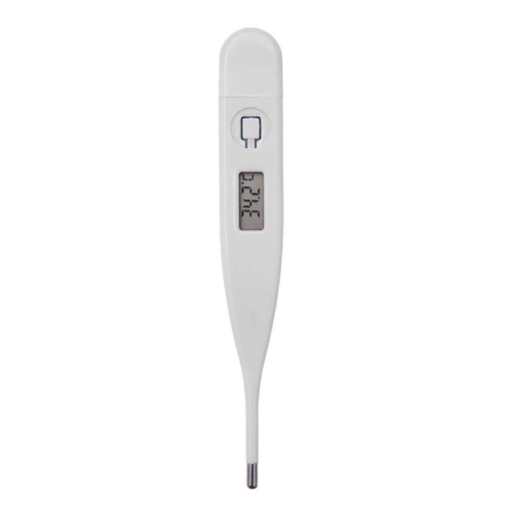 Цифровой ЖК-электронный термометр для детей и взрослых, электронный прибор для измерения температуры ребенка