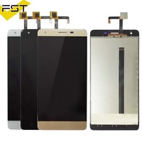 Black White Gold 100 Test 1PCS For Oukitel K6000 Pro LCD Display And Touch Screen Digitizer