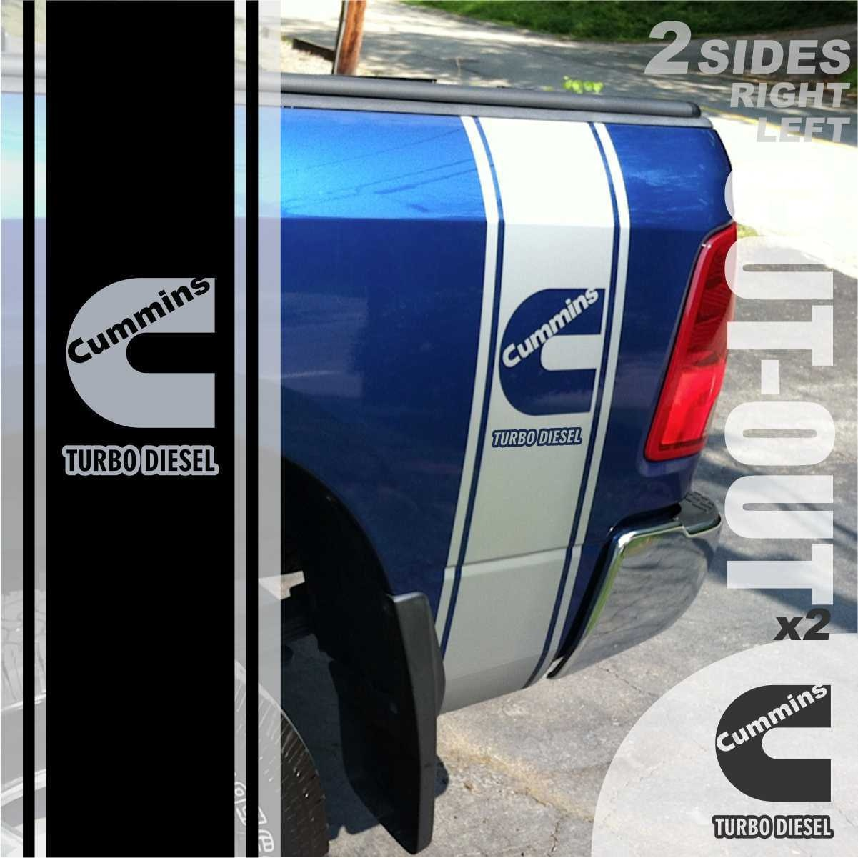 Online Get Cheap Custom Graphic Decals Aliexpresscom Alibaba Group - Truck bed decals custom