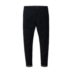 Image 5 - SIMWOOD Nuovo 2020 Dei Jeans della molla Degli Uomini Slim Fit di Modo casual Caviglia Lunghezza Pantaloni Del Denim Dei Pantaloni di Marca di Abbigliamento Plus Size 180400