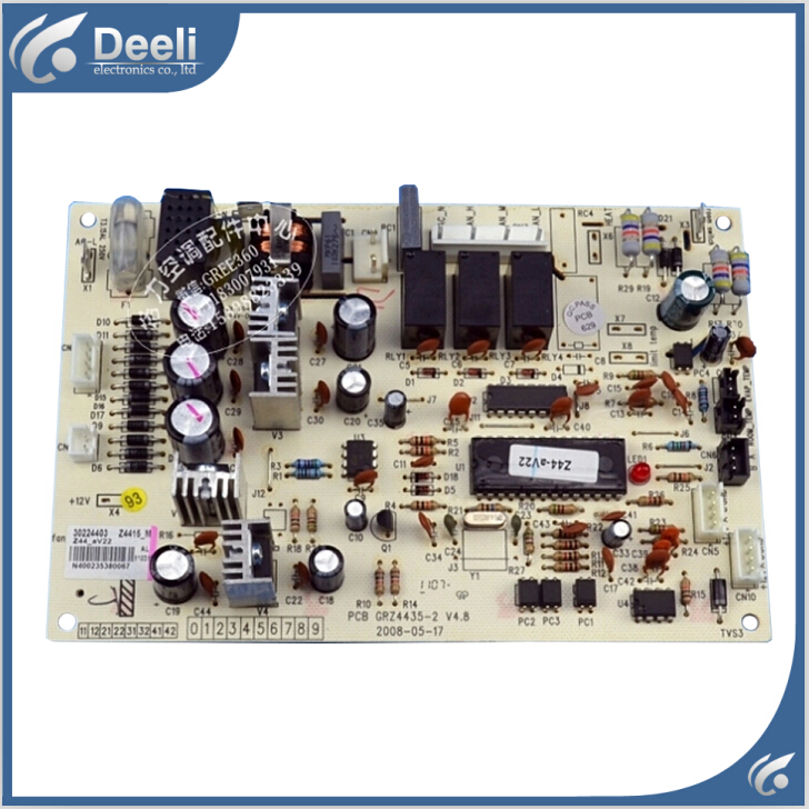 95% new good working for Gree air conditioner 30224403 ZB2 Z4415-M coil machine pc board power supply board motherboard good working 95% new used for power supply board ua40d6000sj bn44 00458a bn81 06614b