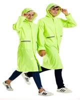 New Impermeable Raincoat Women Men Rainwear Waterproof Trench Coat Poncho Double layer Rain Coat Women Rainwear Rain Gear Poncho