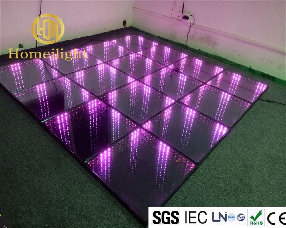 3d led tanzfläche interaktive tanz boden fliesen unendliche