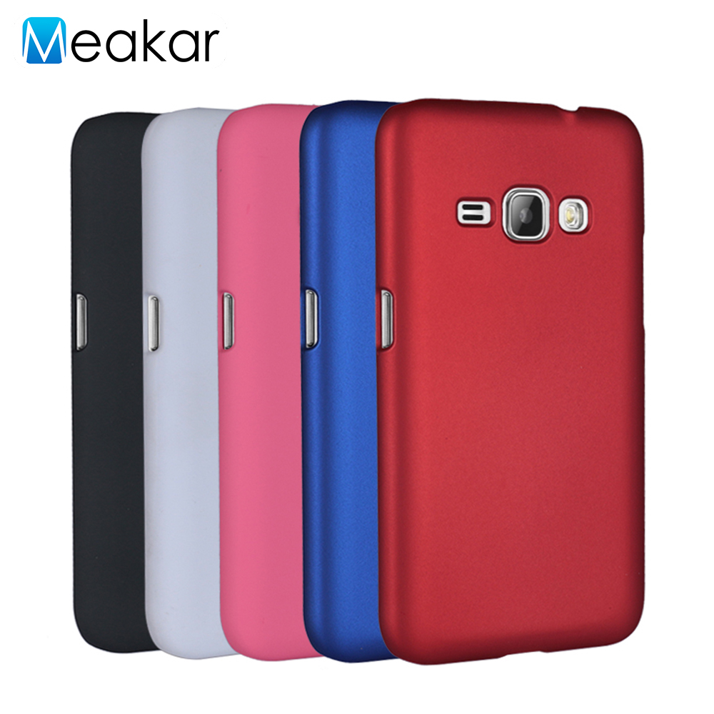 Coque Cover 4.3For Samsung Galaxy J1 2015 Case For Samsung Galaxy J1 2015 4G Duos J100 J100FN J100F <font><b>J100H</b></font> Back Coque Cover Case image