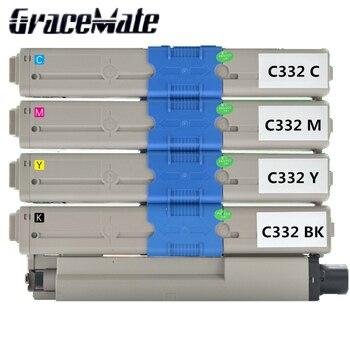 Для принтера Impressora Oki MC332 MC342 MC332DN MC342DN MC342DNW