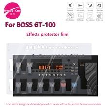 Neway ケースエレキギターマルチエフェクト保護フィルム boss GT 100 ギターペダル · エフェクトアクセサリー