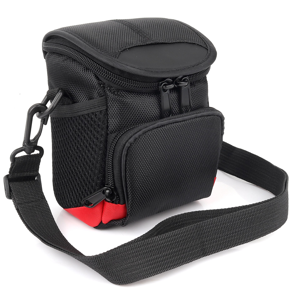 Waterproof Camera Bag Case Cover for Panasonic <font><b>LUMIX</b></font> <font><b>GX7</b></font> TZ100 TZ90 TZ80 LX10 LX15 LX100 LX7 LX5 LX3 GM1 GF8 GF7 ZS60 ZS50 ZS110 image