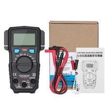 купить Dual Slot Multimeter Digital Auto Range Electricians Multimeter True-RMS TRMS 6000 Counts Voltage Diode Tester Meter BSIDE ADM66 по цене 1266.5 рублей