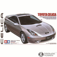 OHS Tamiya 24215 1/24 Celica Scale Assembly Car Model Building Kits