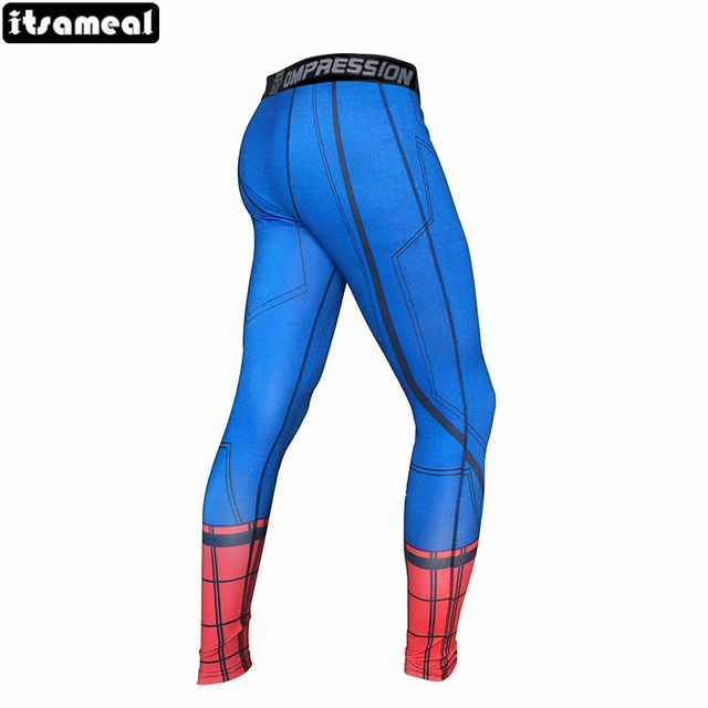 55d0defe384133 Leggings Women 3D Printed Pattern Spiderman Compression Pants Fitness  Skinny Leggings Lady 2016 Autumn Trousers Female