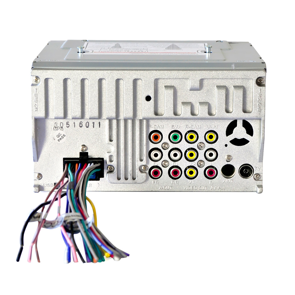 Image 5 - HEVXM 265 6.95 inch Car radio Car multifunction DVD Player Bluetooth Car DVD Player 2 Din Car DVD Player Reversing Priority-in Car Radios from Automobiles & Motorcycles