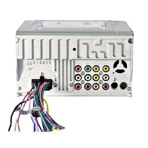 Image 5 - HEVXM 265 6,95 zoll Auto radio Auto multifunktions DVD Player Bluetooth Auto DVD Player 2 Din Auto DVD Player Umkehr priorität
