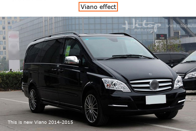 New arrival for Viano for VITO roof rack roof rail luggage bar,aluminum alloy.2011-2015+,quality guarantee,Asia free shipping