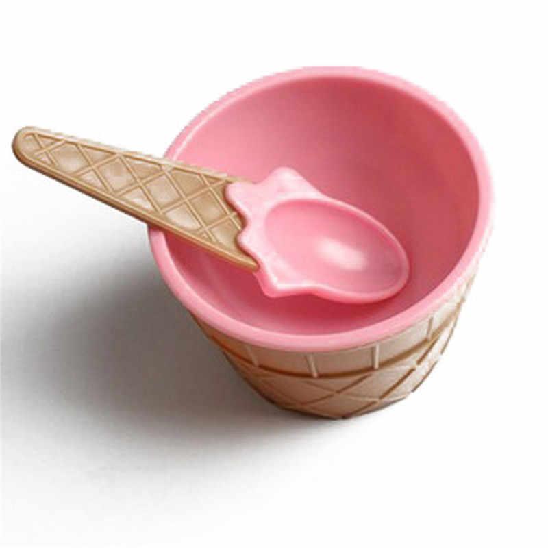 طفل طقم أطباق BPA شحن طقم أطباق s أواني الطعام الاطفال الأطفال ملاعق المائدة حاويات طعام كريم الكؤوس الصلبة تغذية السلطانيات
