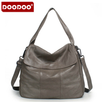 2018 Limited Pocket Soft Hot Genuine Leather Women Hobos Handbag Brand Plaid Design Simply Style Shopping