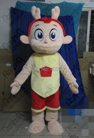 Antlers monkey mascot costume character monkey ape costumes with antenna