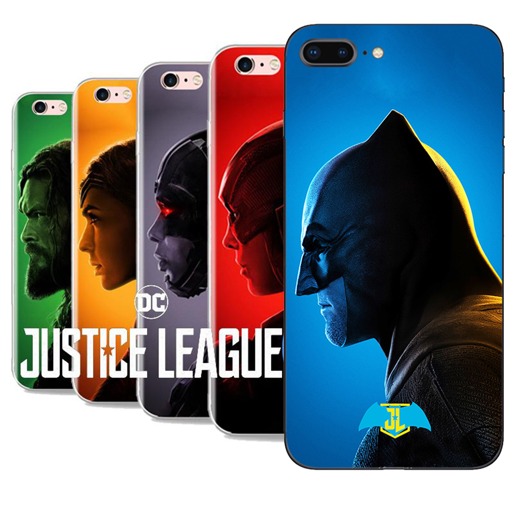 Case For Apple iPhone 7 6S 8Plus 5S 5 Lovely Wonder Woman