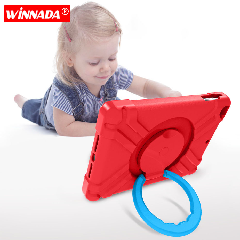 For ipad 2018 case 9.7 inch non toxic EVA and PC tablet cover for ipad 6th generation kids for ipad air 2 pro 9.7 2017 2018 case