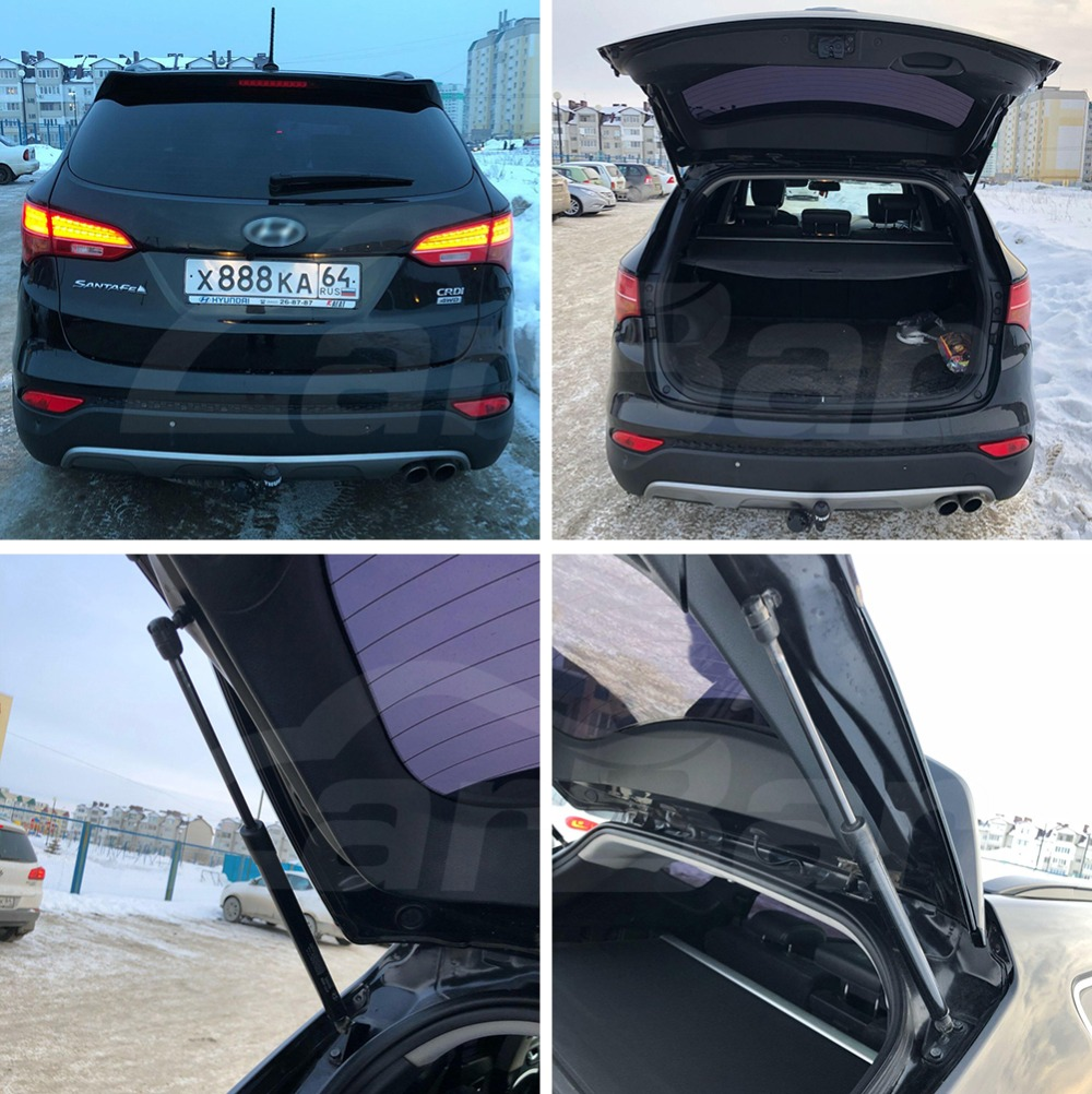 Electric Tail gate lift special for Hyundai IX45 2014-2015 (6)