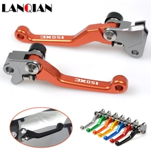 Motorcycle Brake Clutch Levers Dirt Bike Special Accessories For KTM 150XC 150 XC 2003 2004 2005 2006 2007 2008 2009 2010 2011 шорты женские puma ignite short tight w цвет черный 51668403 размер l 46 48