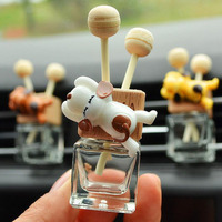 car air outlet Car Air Freshener Puppy In the Car Air Conditioning Outlet Perfume Clip Aromather Fragrance Diffuser Auto Accessorie Car Perfume (3)