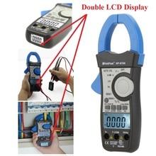 Tools - Measurement  - HoldPeak HP-870N Auto Range DC AC Current Digital Clamp Meter Multimeter True RMS Frequency Backlight