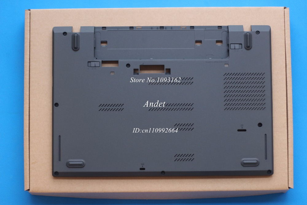 Original New For Lenovo ThinkPad T460P Lower Case Bottom Case Base Cover 01AV926 bosch 280мм 1 618 600 023