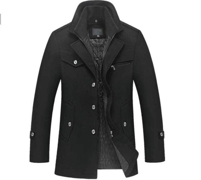 Manteau Hiver Slim pour Homme