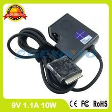 9 В 1.1A 10 Вт ноутбук адаптер переменного тока 685735-003 686120-001 HSTNN-CA34 HSTNN-DA34 для HP ElitePad 900 G1 Tablet PC зарядное устройство