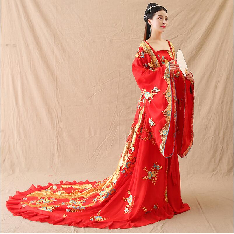 Adult asian princess costume