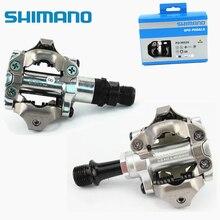 SHIMANO PD-M520 MTB Mountainbike Klickpedale Mit SPD Stollen