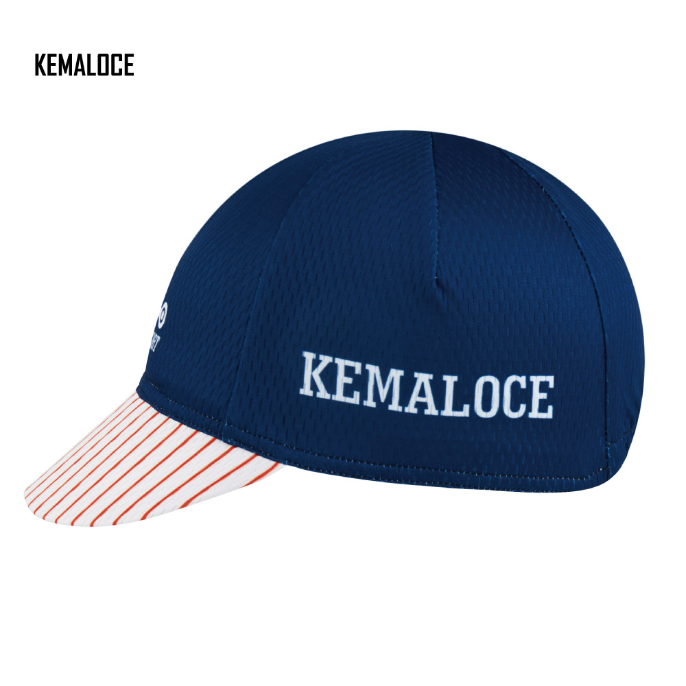 9ded93fc417 KEMALOCE High Quality Navy Blue 2018 Sublimation Plain Breathable Quick Dry  Mesh Cycling Cap-in Cycling Caps from Sports   Entertainment on  Aliexpress.com ...