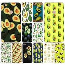 Мягкий силиконовый чехол из ТПУ с рисунком авокадо и фруктов для xiaomi redmi 4a 6a 4x note 5a pro mi a1, 161 ч