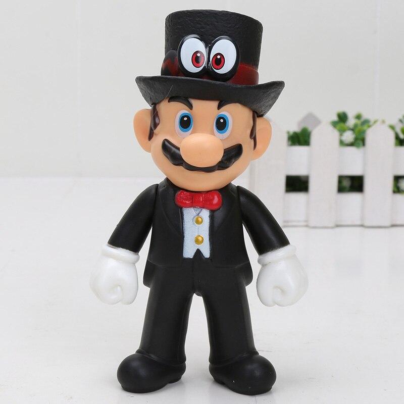 black hat mario