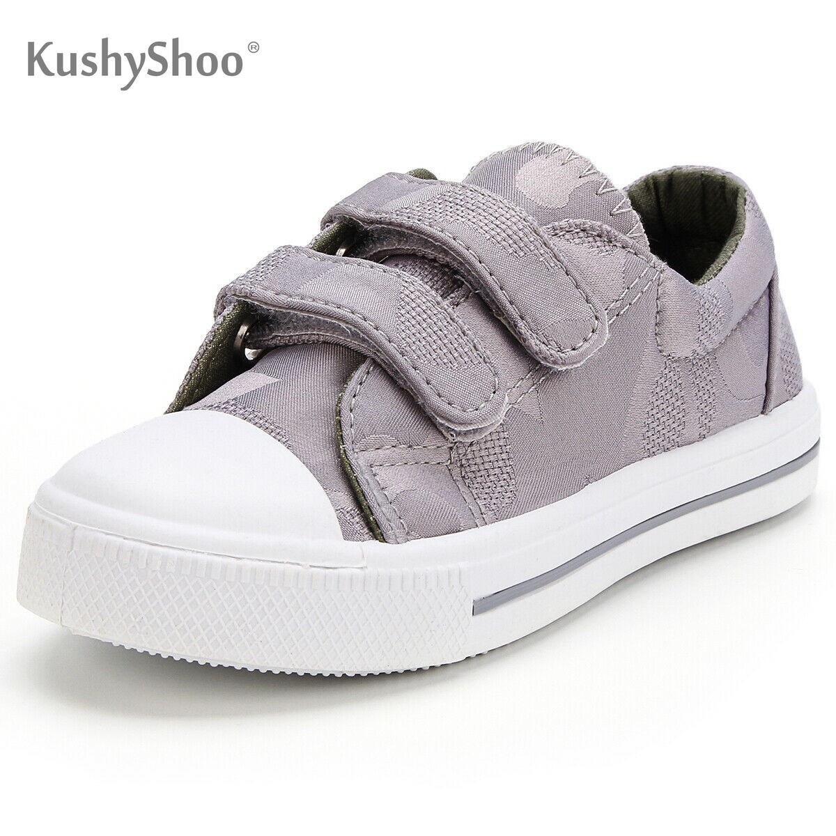 KushyShoo Baby Sneakers Toddler Children Shoes Double Hook Soft Kid Shoes Toddler Boy Shoes For Girl Canvas Shoes