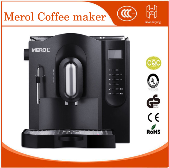 Coffee Maker For Large Groups : Full automatic capuccino espresso coffee machine coffee maker Freeshipping For office for Home ...