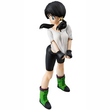 18cm Dragon Ball Z Gohan Wife Gals Videl Sexy Anime Action Figure PVC New Collection figures toys Collection for Christmas gift