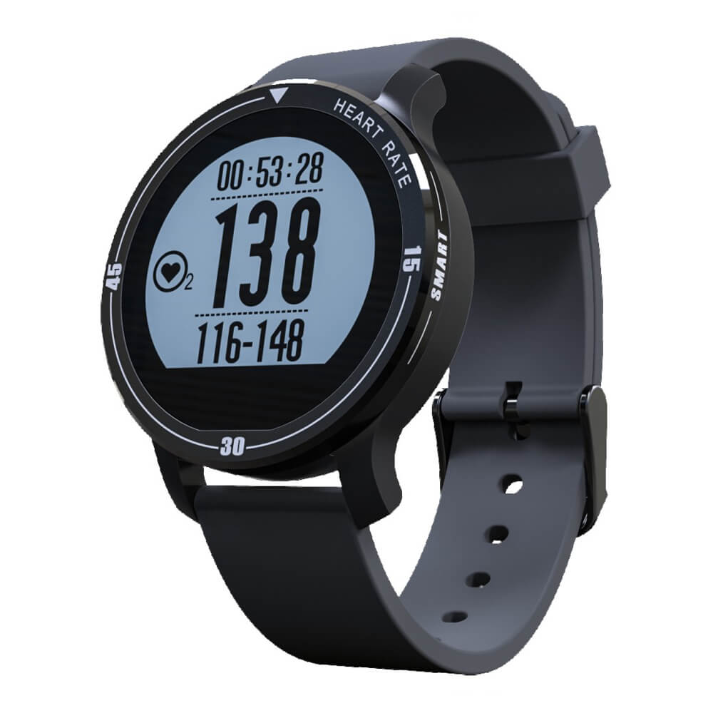 MAKIBES AEROBIC A1 SMART SPORTS WATCH BLUETOOTH DYNAMIC HEART RATE MONITOR SMARTWATCH S200 231407 5