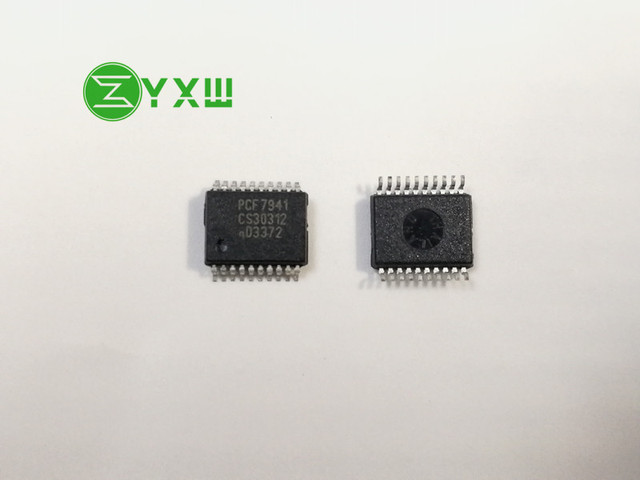 Ic Free Shipping >> 3pcs Lot Pcf7941ats Pcf7941 Ssop20 In Stock New And Original Ic Free
