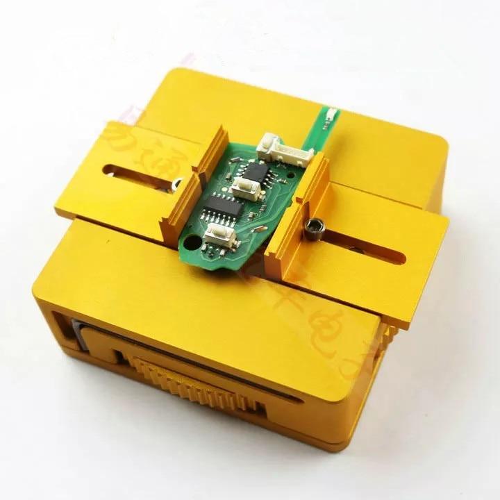 Easy clamp for PCB fixed repair locksmith tools for car remote repair