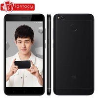 Original Xiaomi Redmi 4X 3GB 32GB 4100mAh Snapdragon 435 Octa Core Fingerprint ID FDD LTE 4G 5