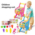 hopping Carts Fruit Vegetable Pretend Play Children Kid Educational Toy Christmas gift OCT27