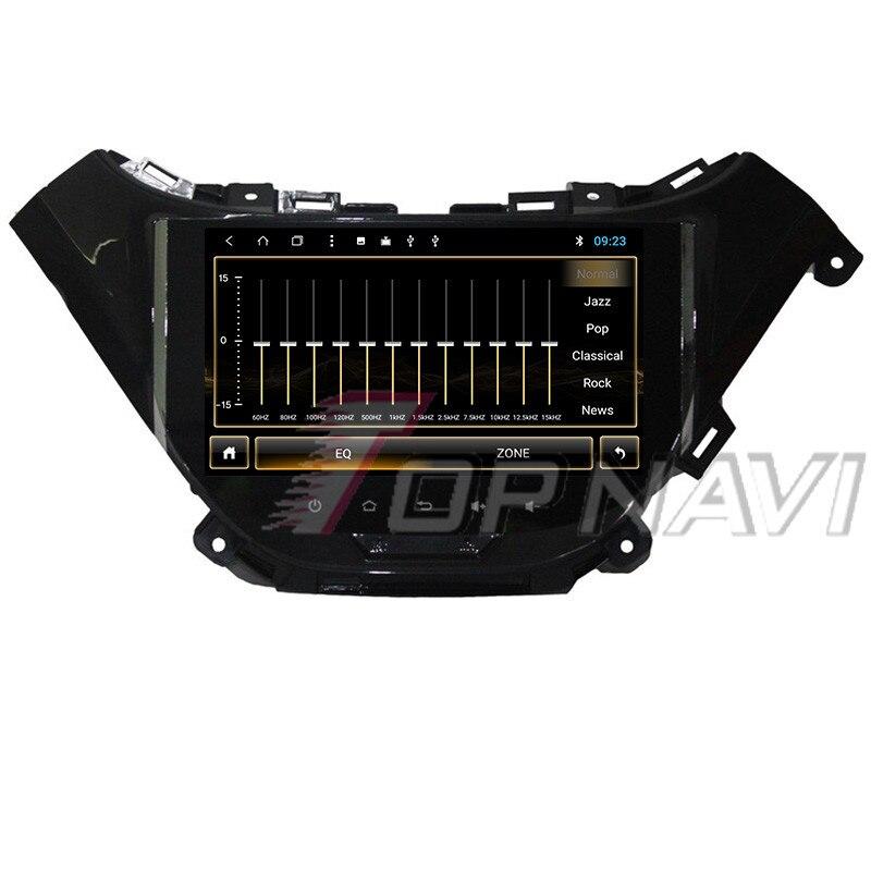 car system multimedia For Chevrolet Malibu 2016