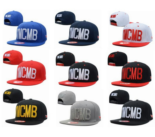d821aba90c7 20 color multi choice YMCMB snapback hat Young Money Cash Money  Billionaires NY baseball cap hiphop rock bone gorras